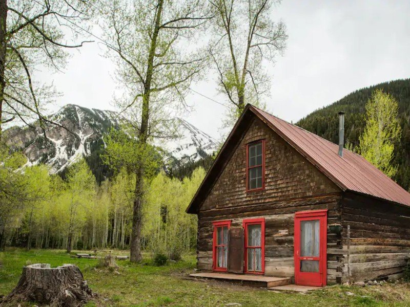Rosetta Cabin, Crystal, Colorado