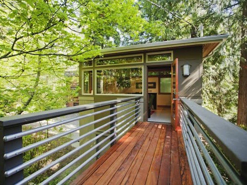 Seattle Urban Tree House