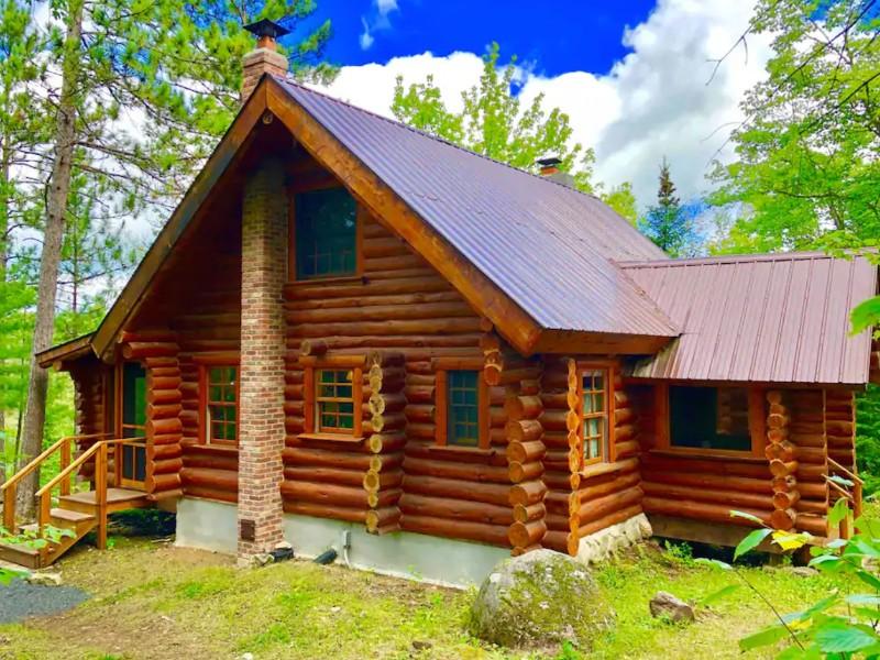 Sixmile Lake Cabin, Ely, Minnesota