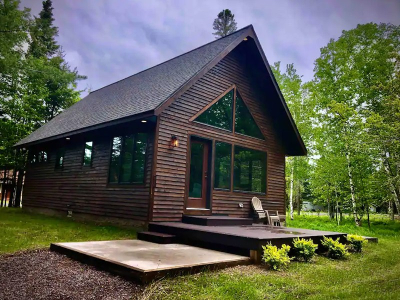 Walden Cabin, Eagle Harbor Township, Michigan
