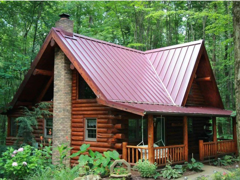 Wildwood Hill Cabin, Sugarcreek, Ohio