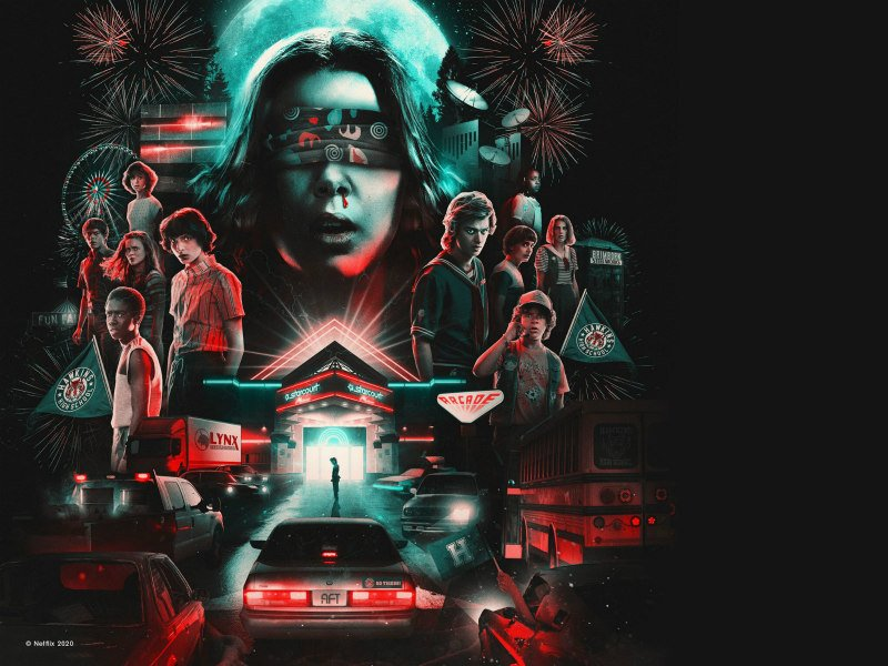 Stranger Things Drive-Into Coming to L.A. in October.