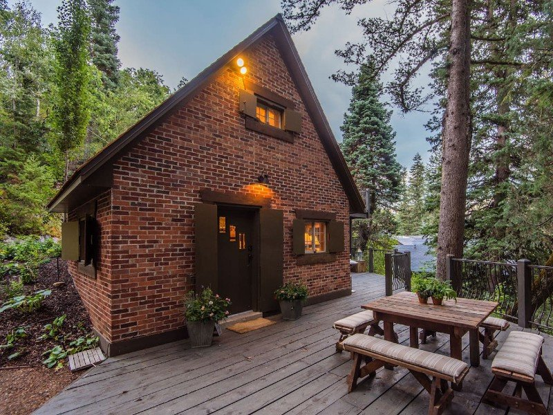 Wee Cottage in the Woods
