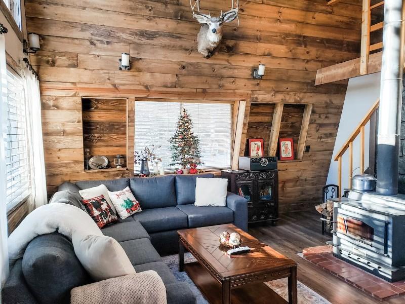 Cozy Cabin for 6 in Duck Creek