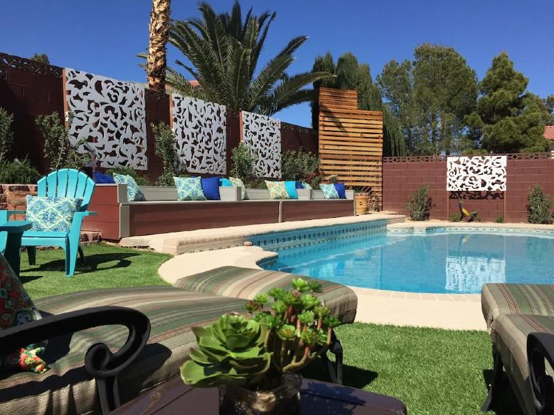 Desert Pearl - 4Bd, 2Bt, Single story Pool/Hot Tub