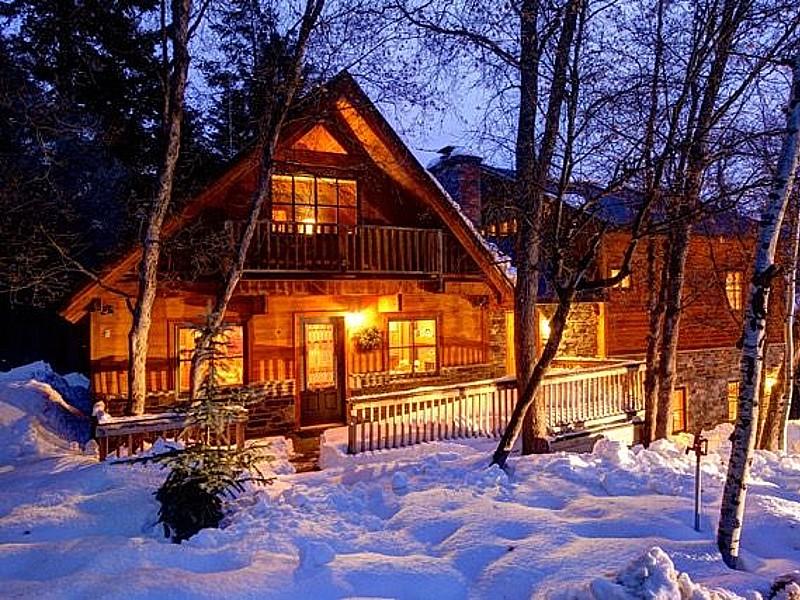 Spacious 3-story, 4-bdrm Luxury Cabin at Sundance