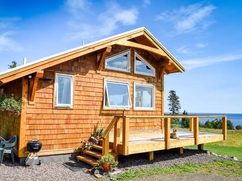 Agua Norte Cabin on Lake Superior