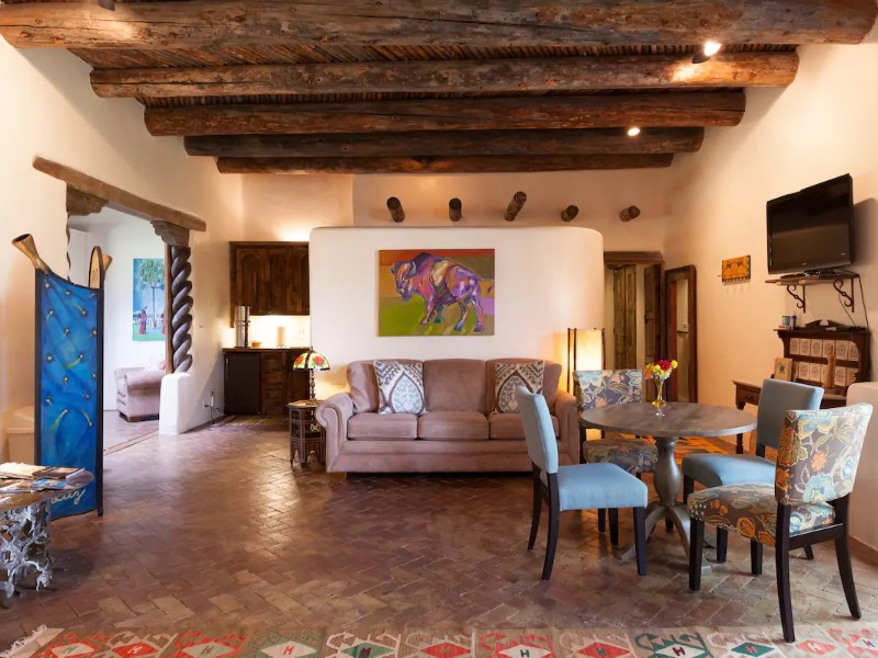 Artistic Sanctuary on 6 Acres Near Taos