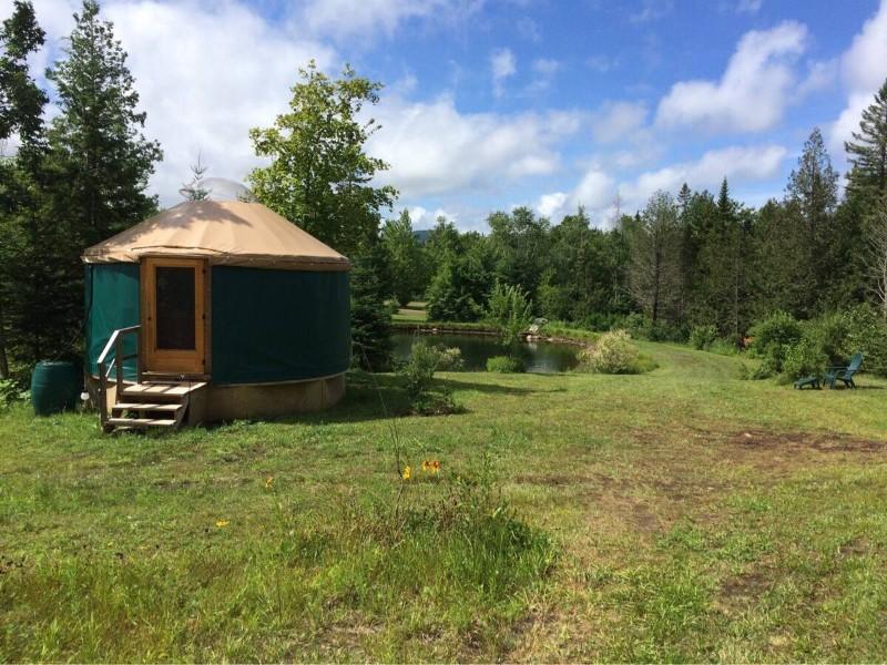 Property at Birch Tree Acres Yurt
