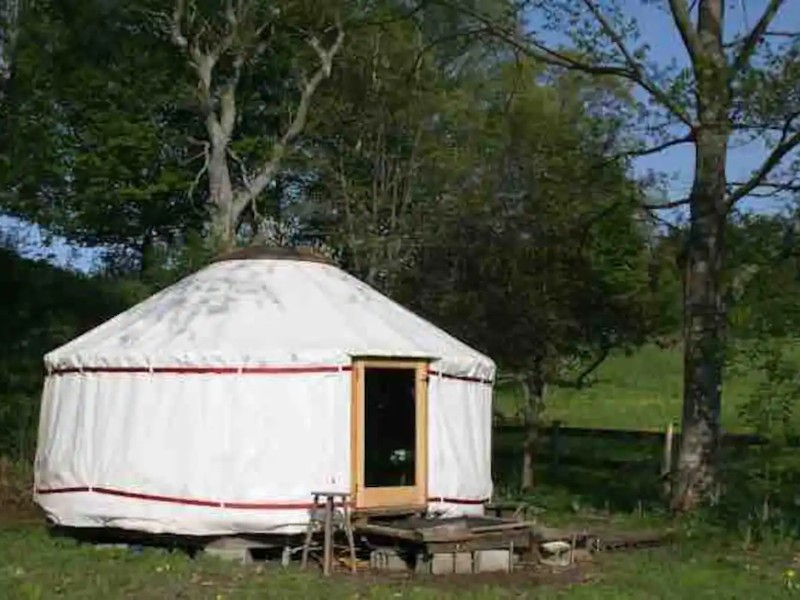 Garden/Pasture Yurt