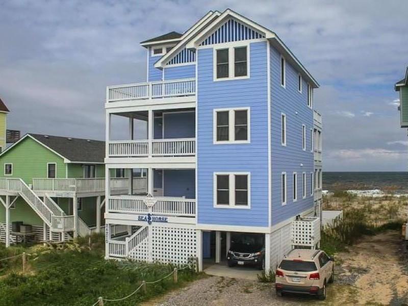 OBX Oceanfront, Rodanthe, North Carolina