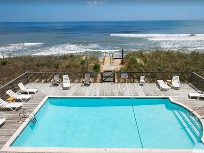 Ocean View, Oceanfront Pool and Direct Beach Access, Kill Devil Hills, North Carolina