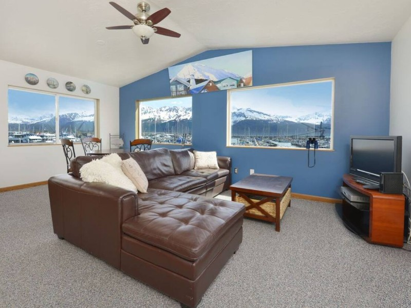 Seward Waterfront Property on the Harbor