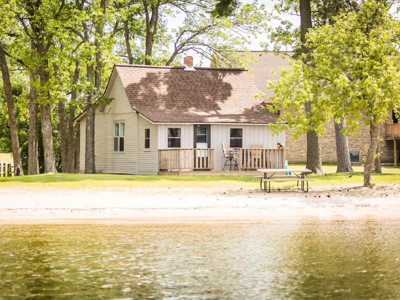 The Crescent Beach House