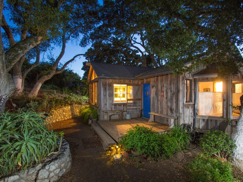 Woodland Cottage Big Sur