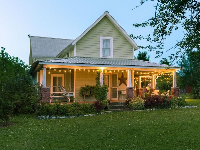 1850s Farmhouse on 70 Acre Family Farm
