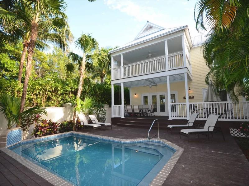 4-Bedroom Sanctuary Villa on Duck Key - Duck Key