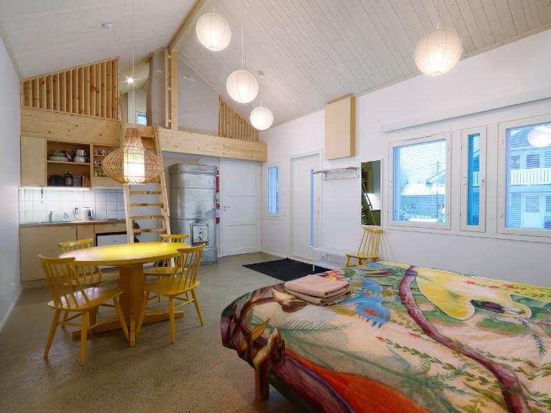 Garden Cottage 29 - Wood Heated Sauna