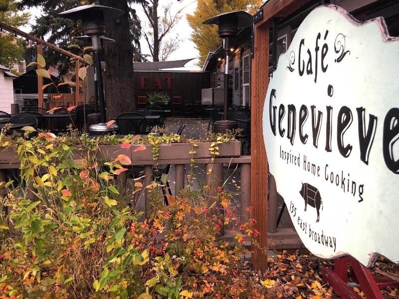 Cafe Genevieve