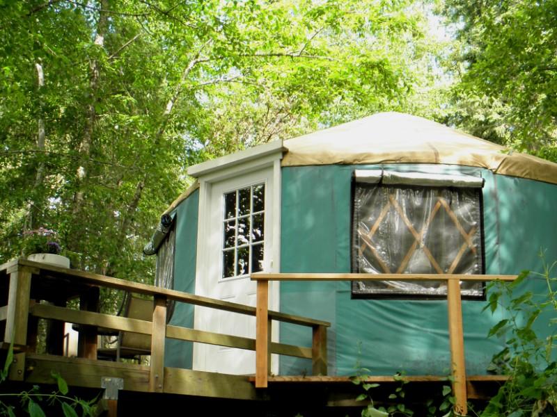 Sea Star Yurt