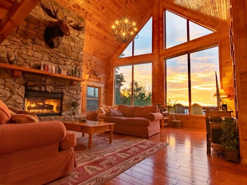 Shenandoah Peak: Your Private Home Away From Home