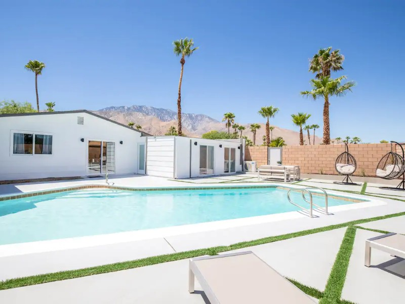 The Palm Springs House