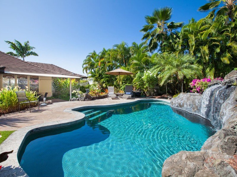 Tropical Home with Private Heated Pool & Ocean Views