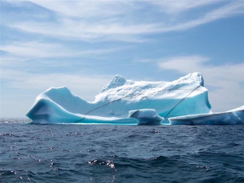 Iceberg in Newfoundland and Labrador