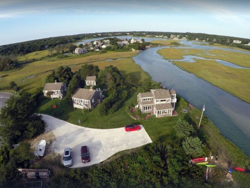 Chatham Seaside Cottage - Oceanfront Beach Cottage - Spectacular Views