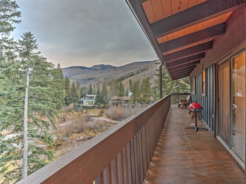 1 BR + Loft Vail Creek and Mountain Views