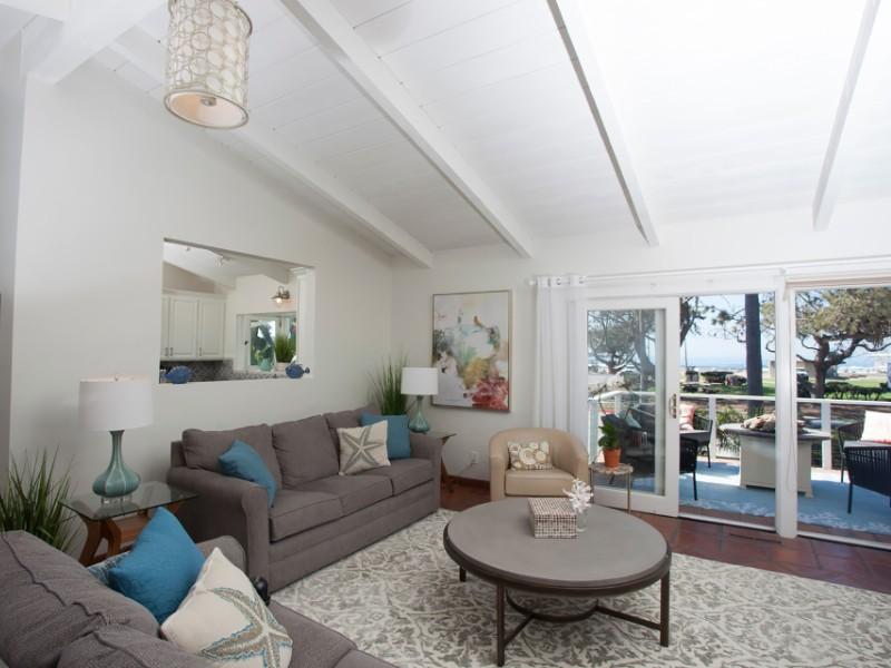 Beachfront Home, Park & Ocean View