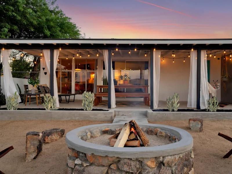 Cactus Jax Cottage – Joshua Tree National Park, CA