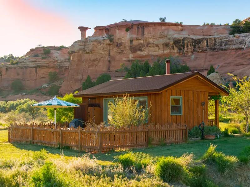 Canyon Hideout Cabin – Mesa Verde National Park, CO