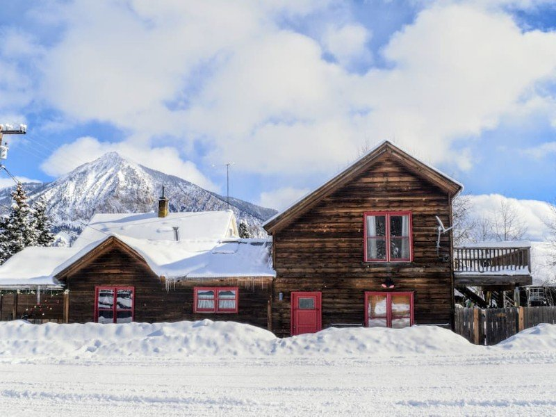 Entire House with Hot Tub, Downtown Crested Butte