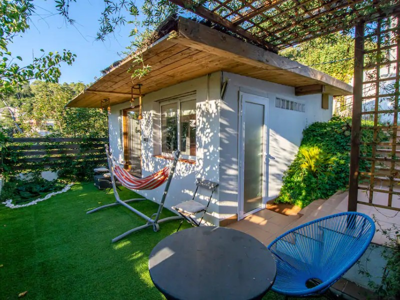 Outside Space - Healthy Environment Close to Barcelona