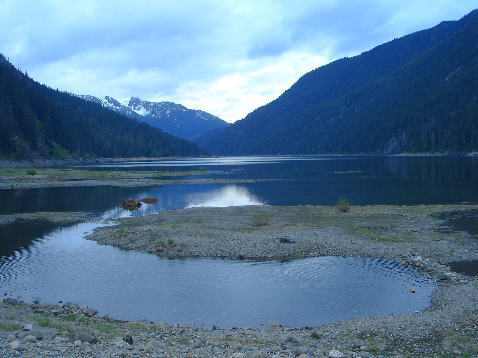 Kachess Lake, Washington