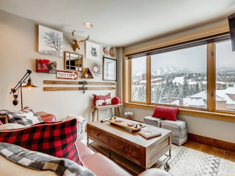 Penthouse Views Ski-On, Ski-Off, Breckenridge