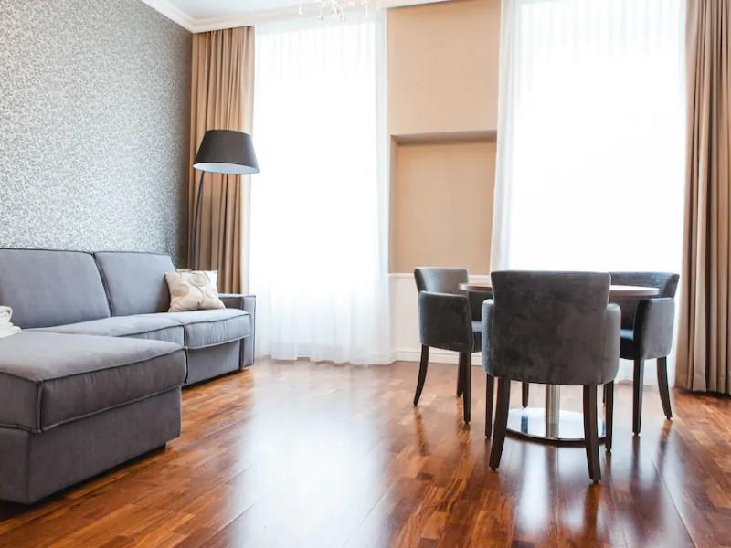 Interior of Premium Apartment Elegance II