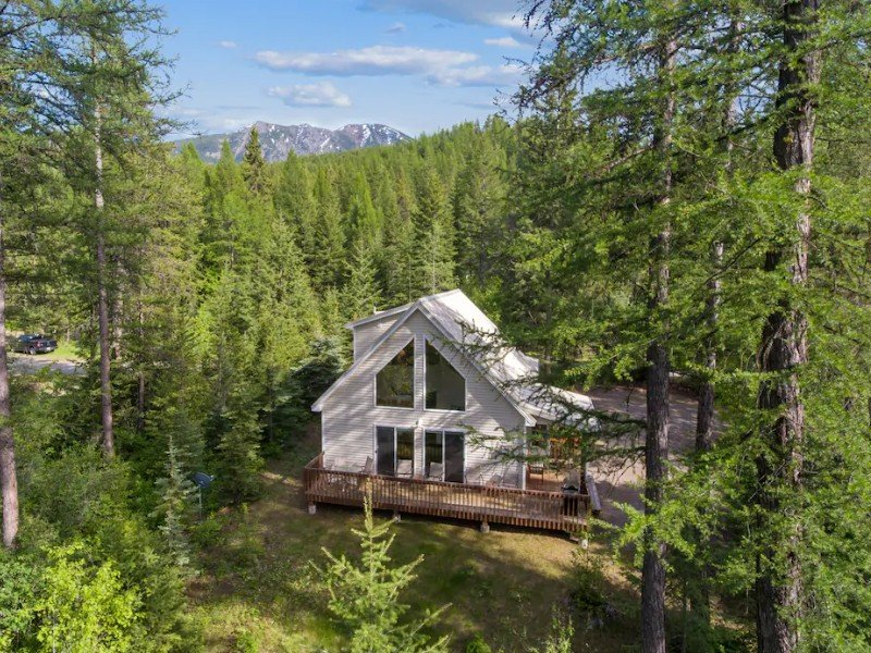 Scenic House – West Glacier National Park, MT