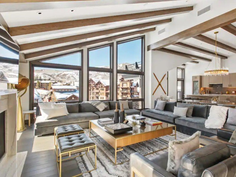 Snowmass Village Center Penthouse