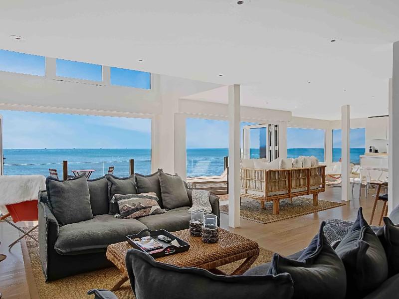 Strand Hus - Ocean Front California Dream
