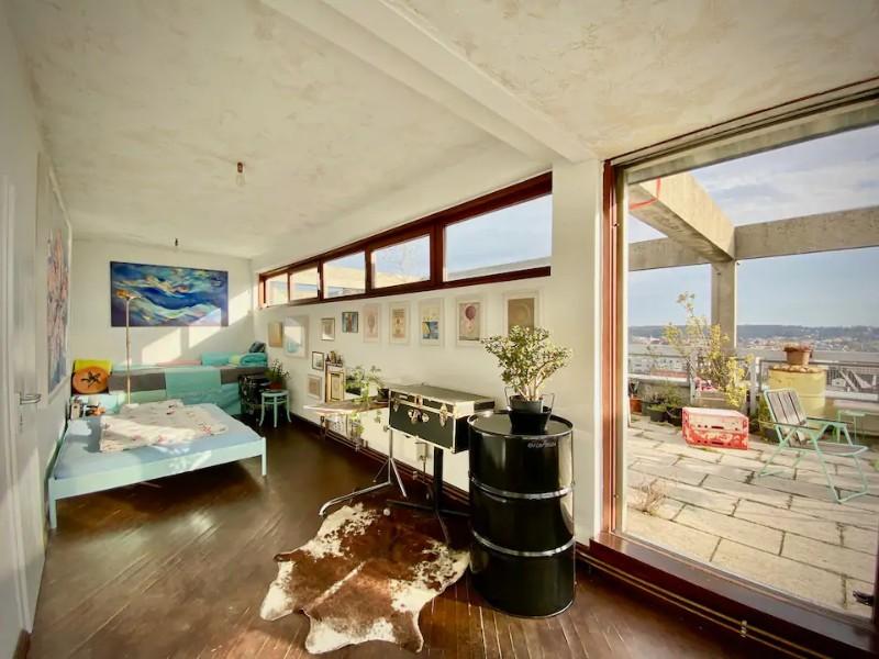Design at Studio UMAMI with Terrace & View