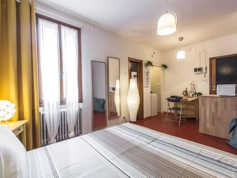 Bedroom at Study in Rialto, II