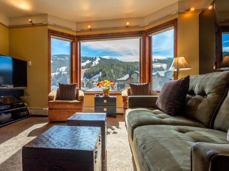 Telemark Lodge Studio, Copper Mountain, Colorado