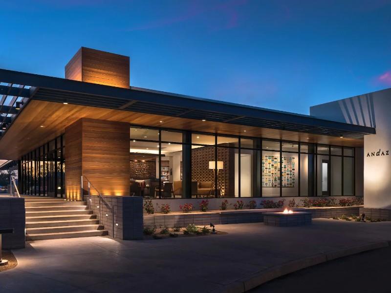 The Andaz Scottsdale Resort & Bungalows