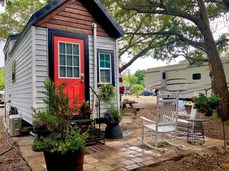 The Lemon Tree Tiny House