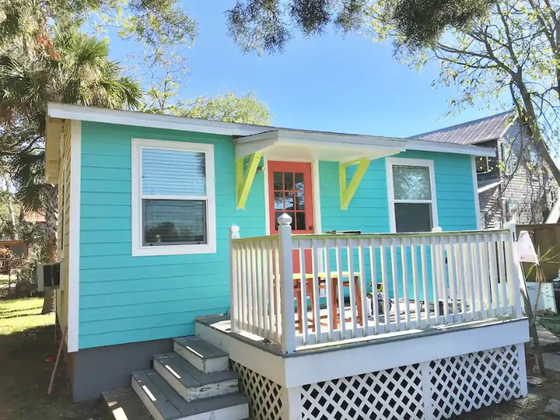 The St Augustine Tiny House, Walk to Everything