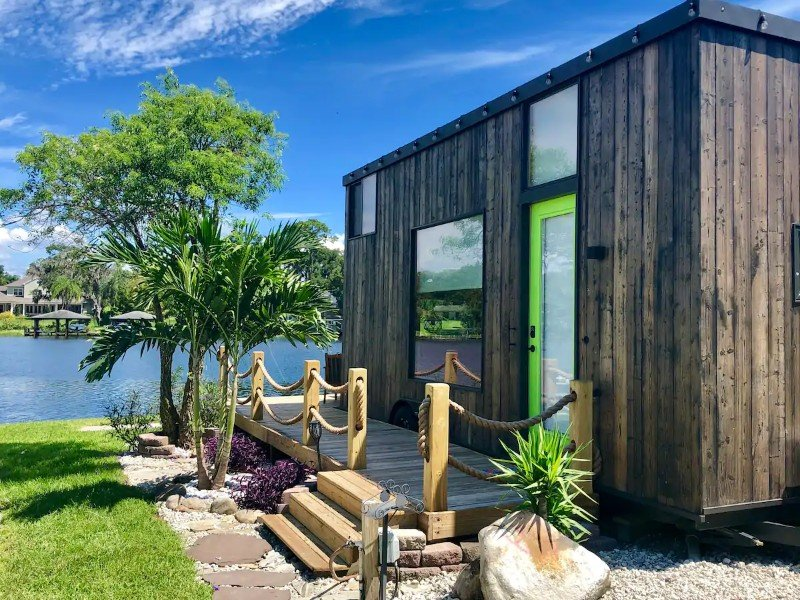 The View, Waterfront Tiny Home