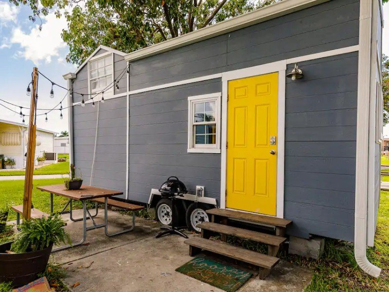 Tiny House Near Fort Myers Beach & Sanibel