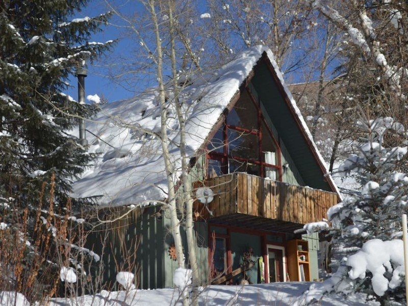 Vail 3 BR Charming A-Frame Chalet